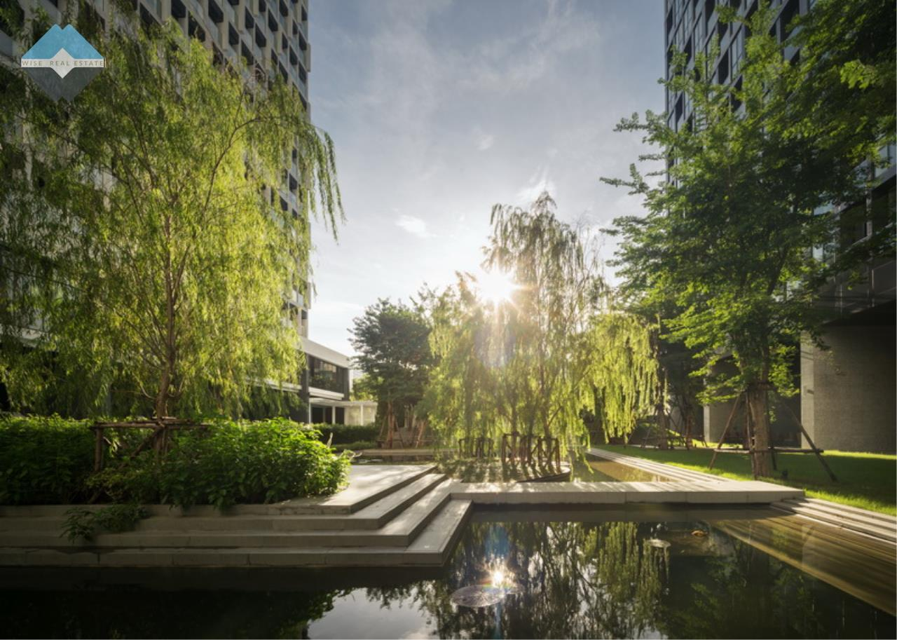 Wise Real Estate and Consultancy Agency's 1 Bedroom - Noble Ploenchit 6