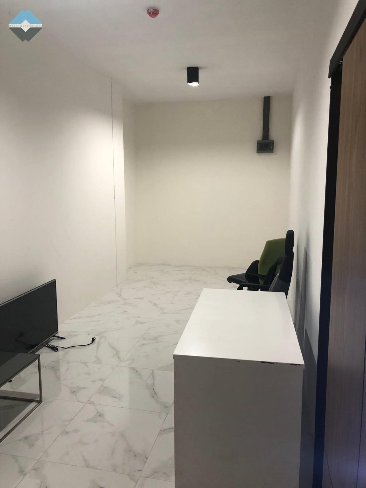 Wise Real Estate and Consultancy Agency's Office for rent  500M BTS On-nut 2