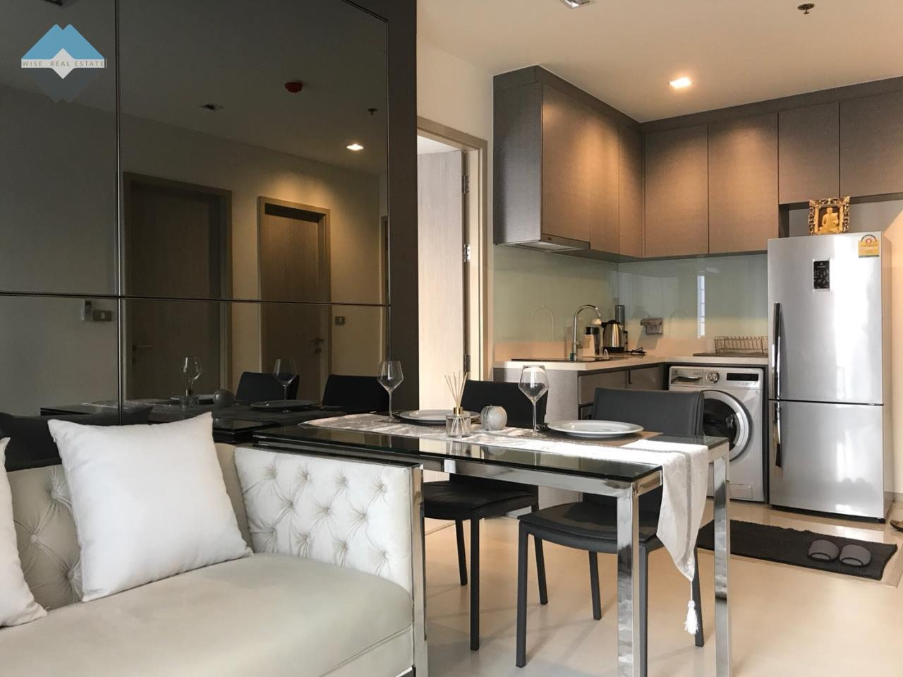Wise Real Estate and Consultancy Agency's RYHTEM SUKHUMVIT - 2 Bedroom for Rent 1