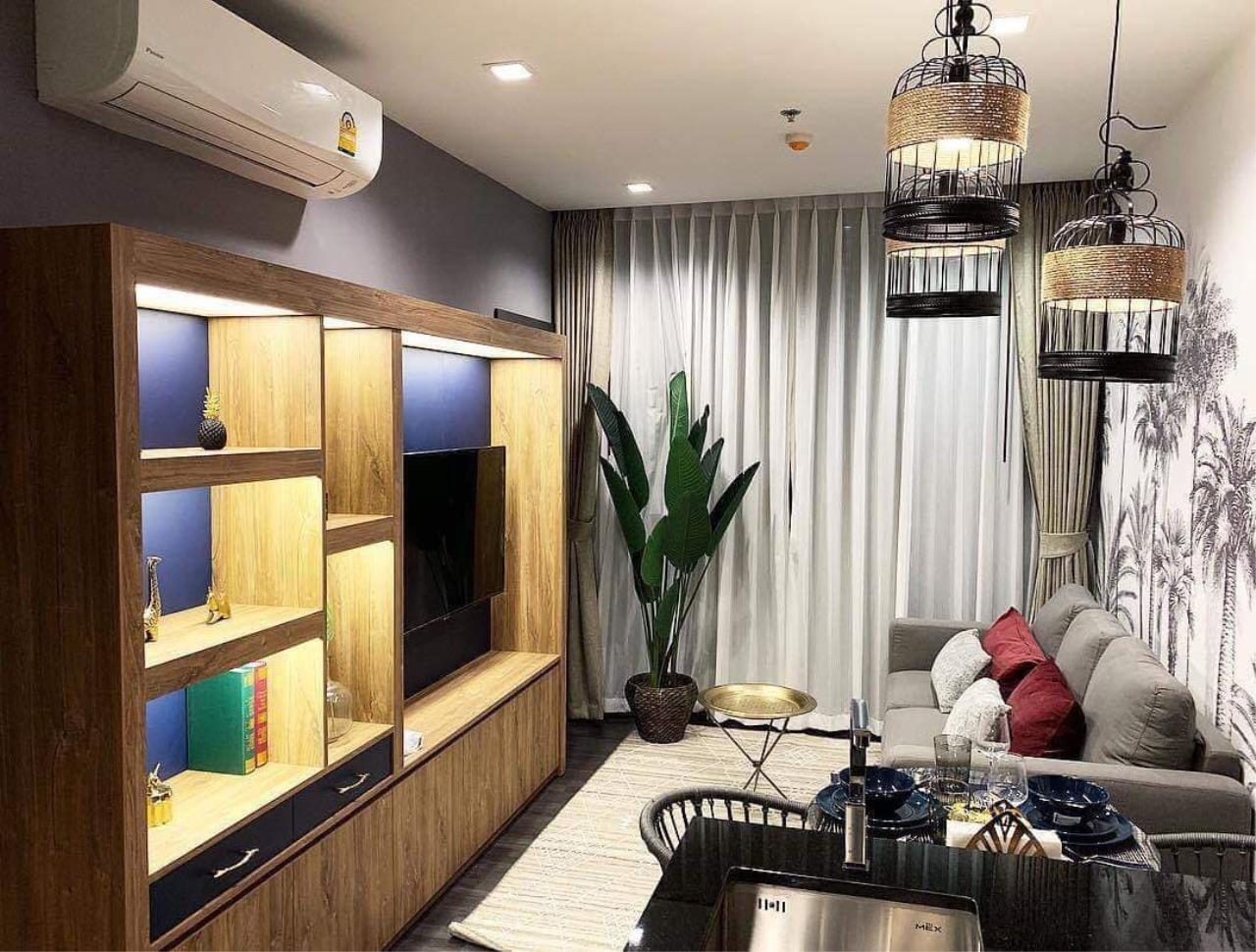 Property Thai Sale Agency's The Line Asoke Rachada 3