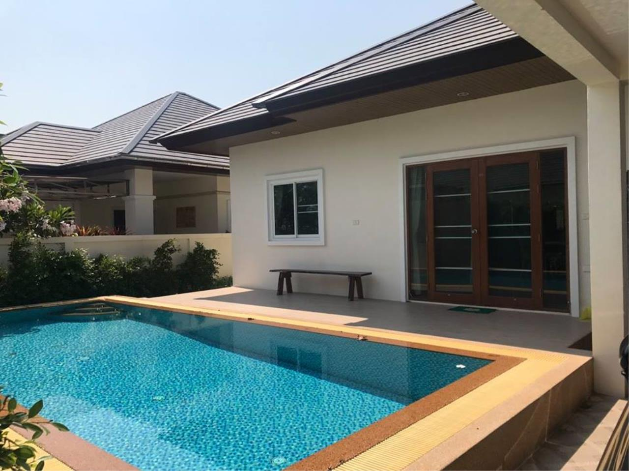 Property Thai Sale Agency's House pool  Hua Hin for sale 1