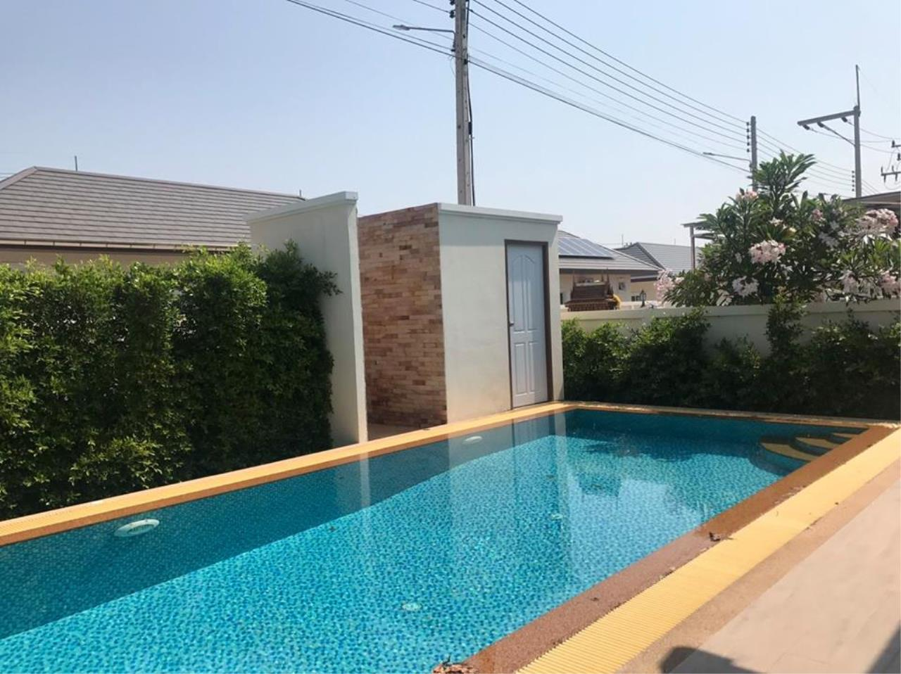 Property Thai Sale Agency's House pool  Hua Hin for sale 11