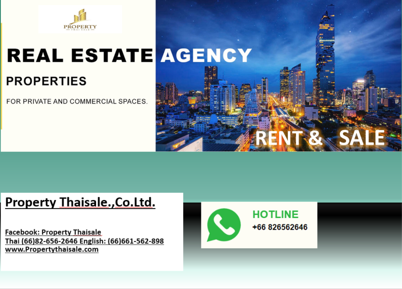 Property Thai Sale Agency's @City Condo sukhumvit 101/1 17