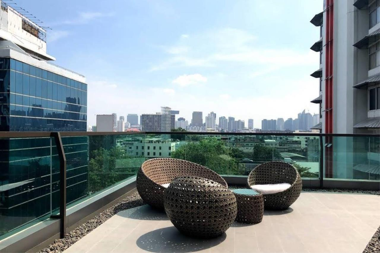 Property Thai Sale Agency's Lumpini Suite Dindaeng  7