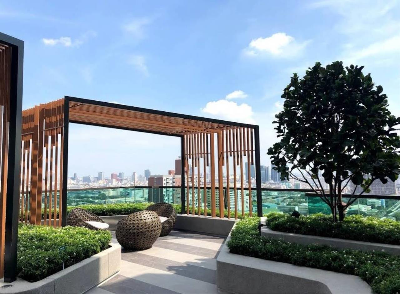 Property Thai Sale Agency's Lumpini Suite Dindaeng  1