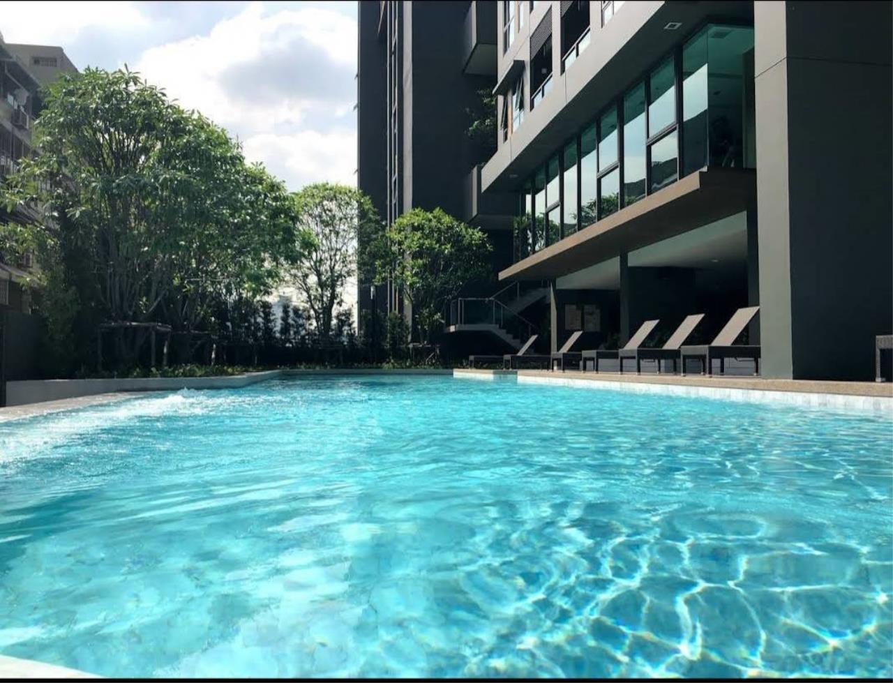Property Thai Sale Agency's Lumpini Suite Dindaeng  12