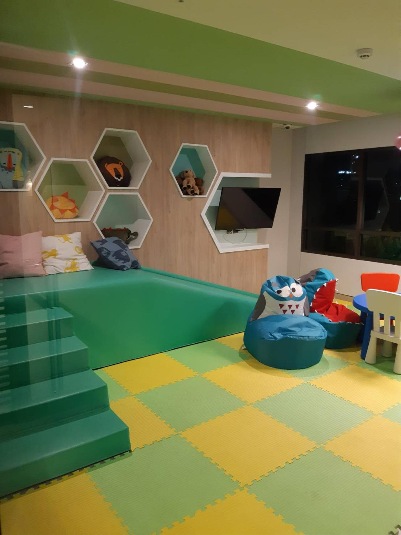 Property Thai Sale Agency's Lumpini Suite Dindaeng  23