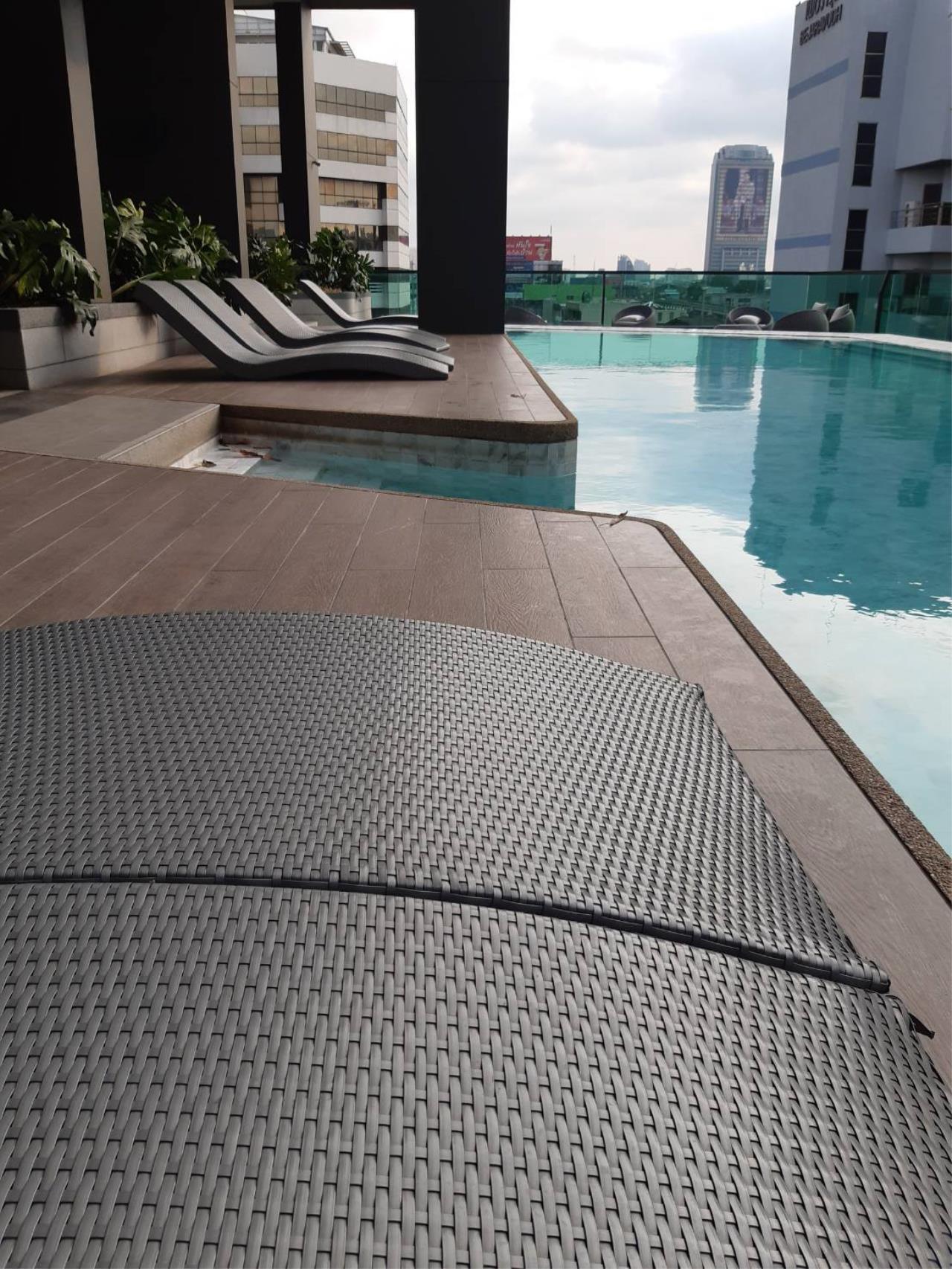 Property Thai Sale Agency's Lumpini Suite Dindaeng  26