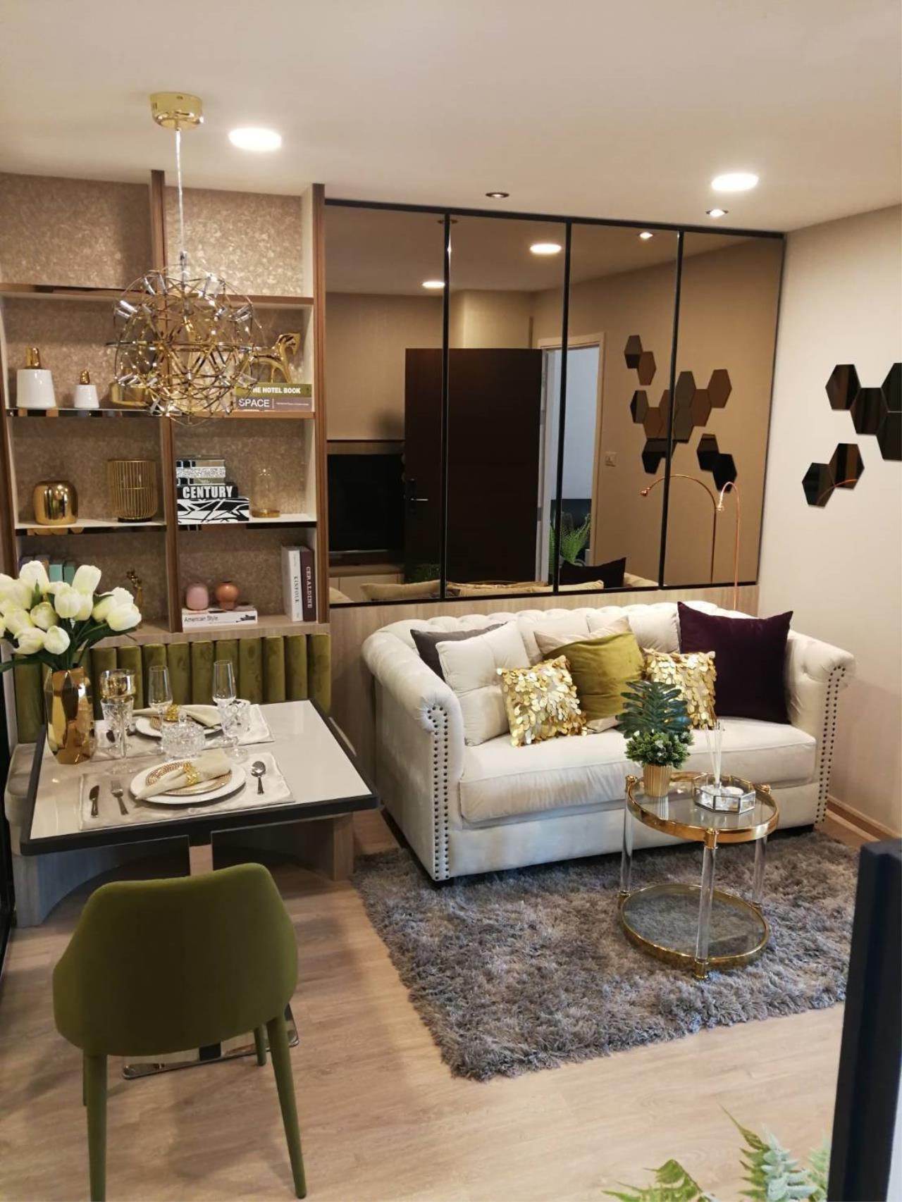 Property Thai Sale Agency's Green Ville Sukhumvit 101 4