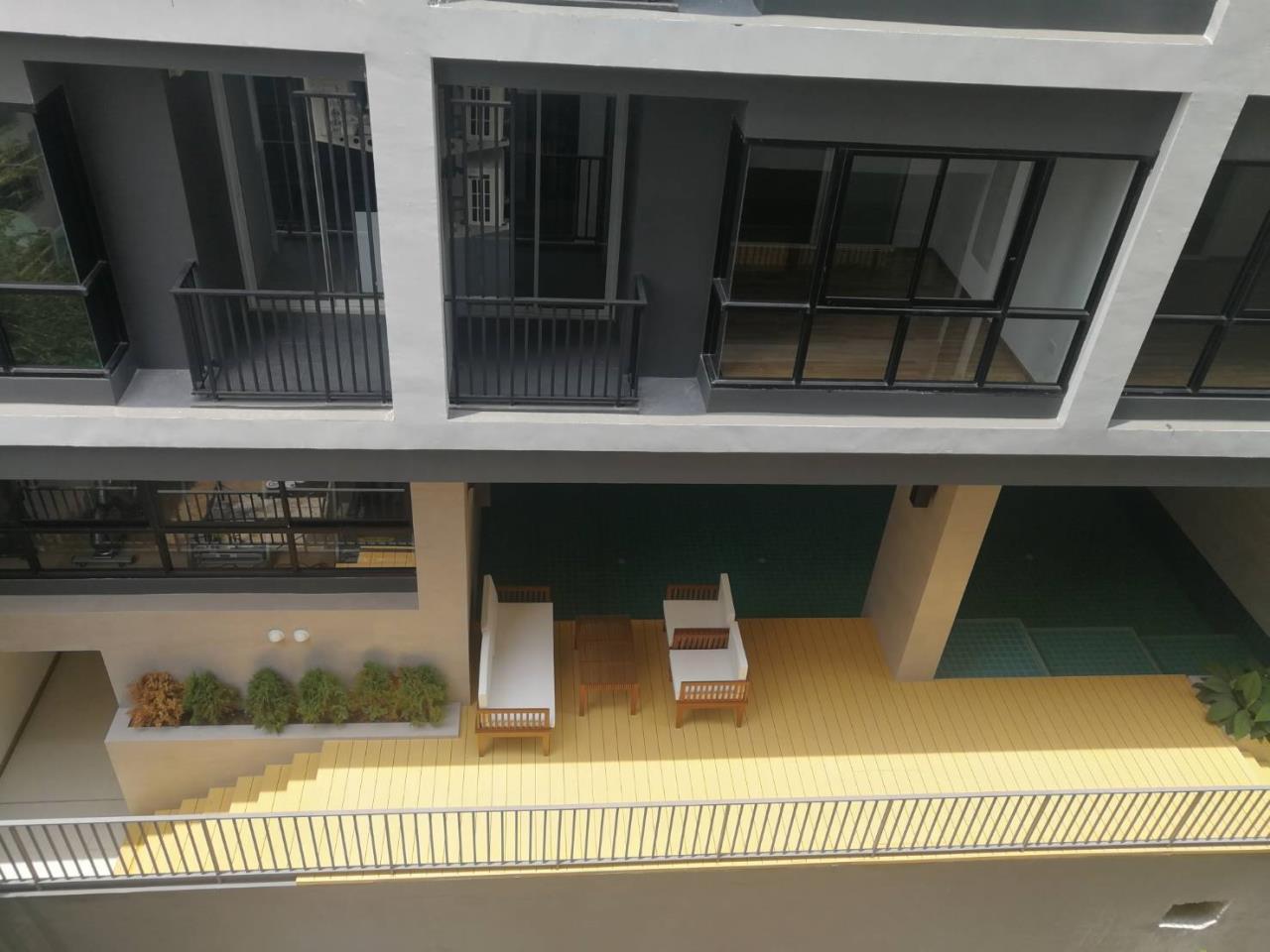 Property Thai Sale Agency's Green Ville Sukhumvit 101 8
