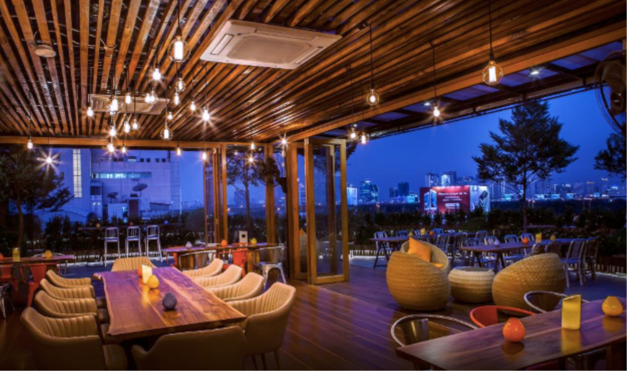 Property Thai Sale Agency's  Rooftop Restaurant  1
