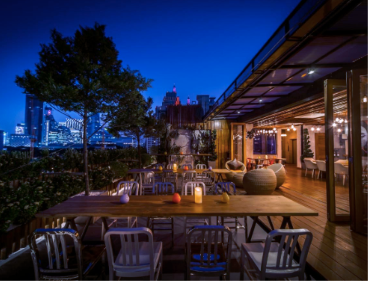 Property Thai Sale Agency's  Rooftop Restaurant  2