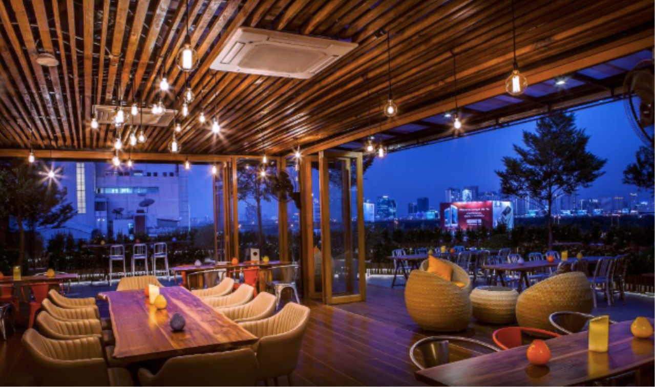 Property Thai Sale Agency's  Rooftop Restaurant  5