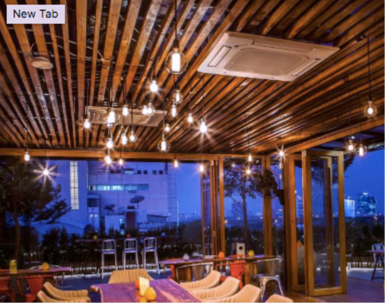 Property Thai Sale Agency's  Rooftop Restaurant  4