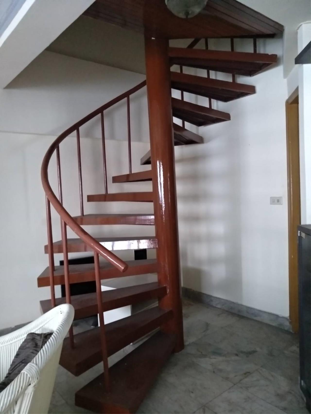 Property Thai Sale Agency's Thonglor Tower soi 18 Duplex PTS-00243 8