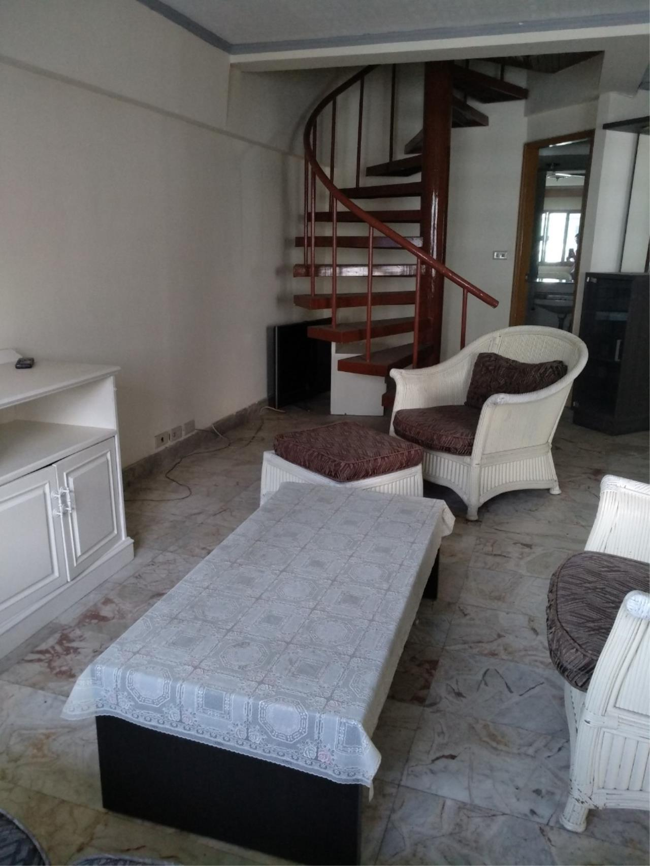 Property Thai Sale Agency's Thonglor Tower soi 18 Duplex PTS-00243 13