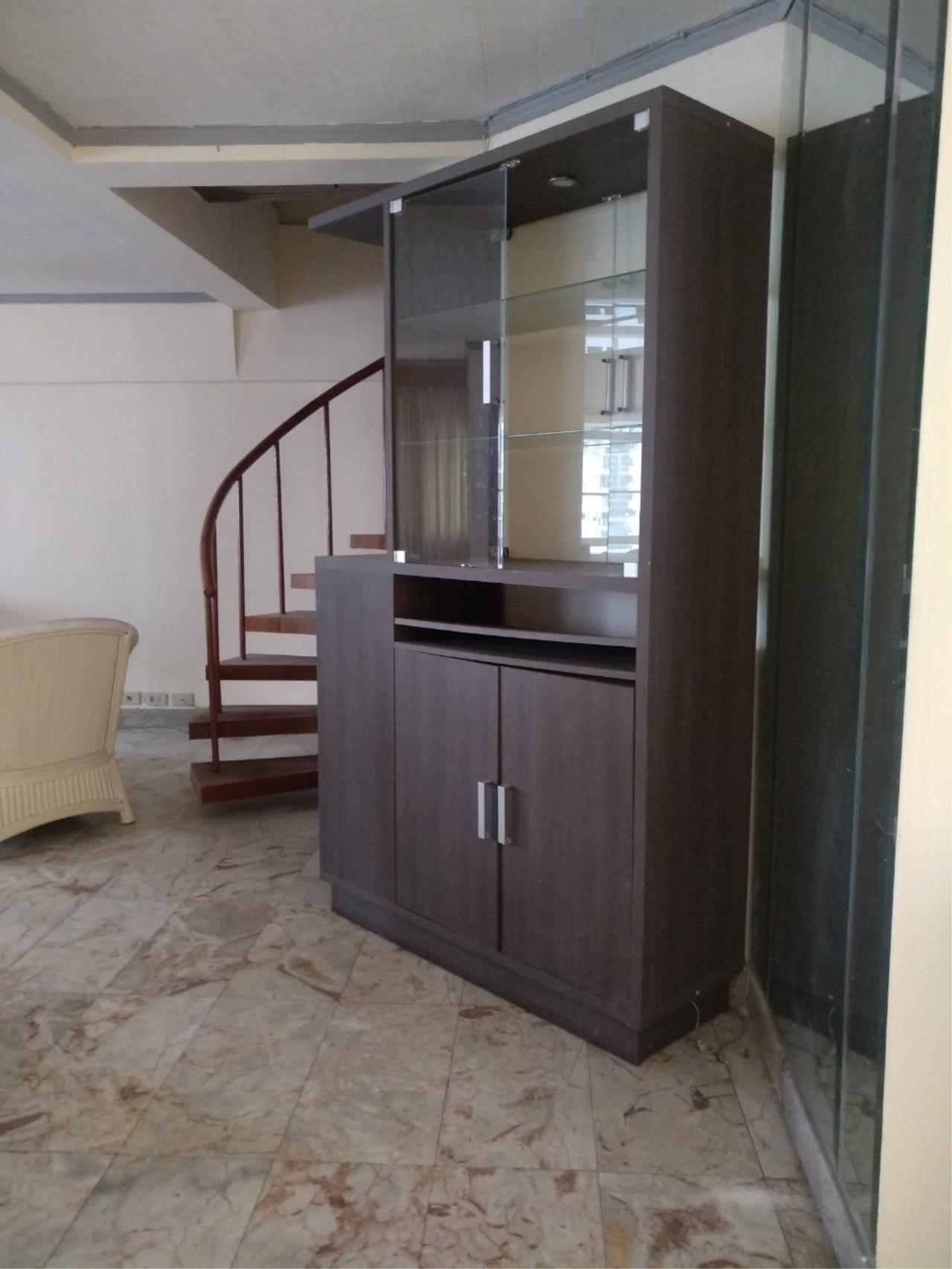 Property Thai Sale Agency's Thonglor Tower soi 18 Duplex PTS-00243 10
