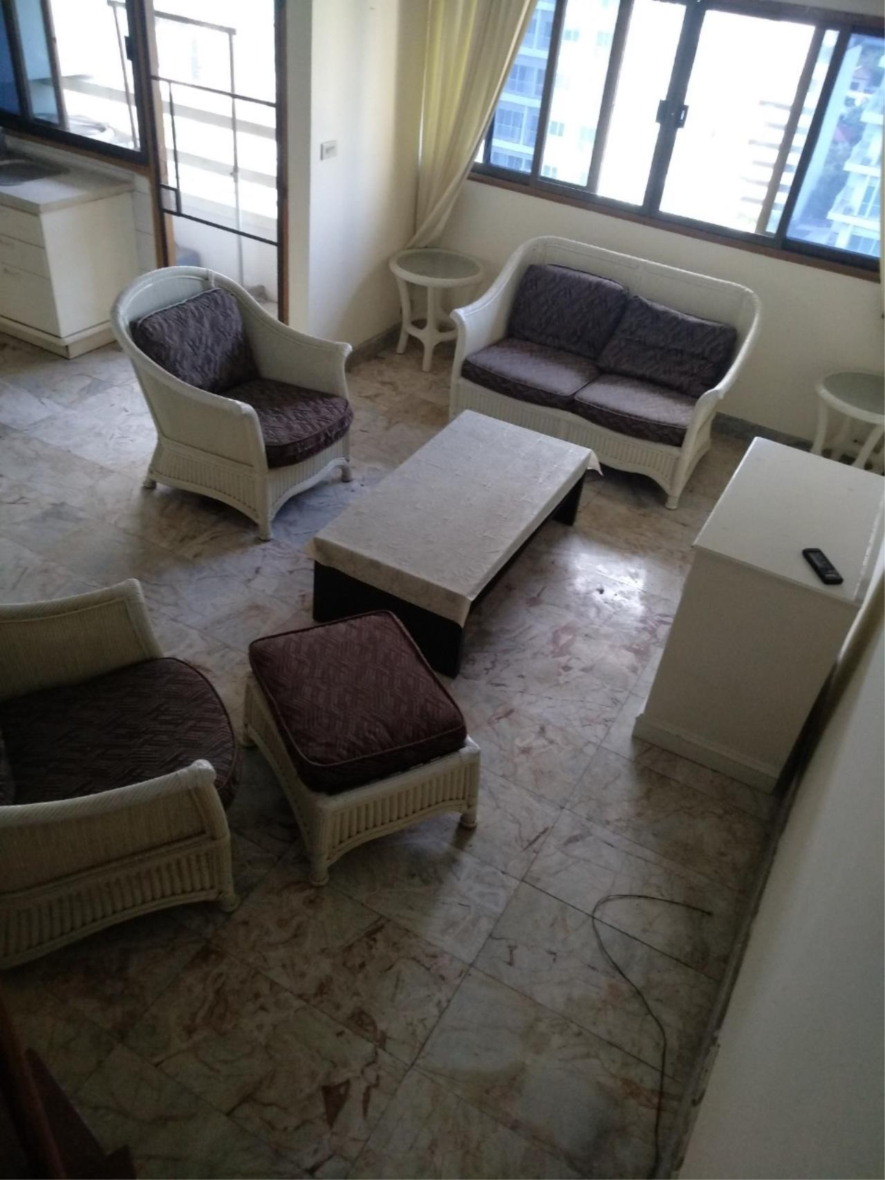 Property Thai Sale Agency's Thonglor Tower soi 18 Duplex PTS-00243 15