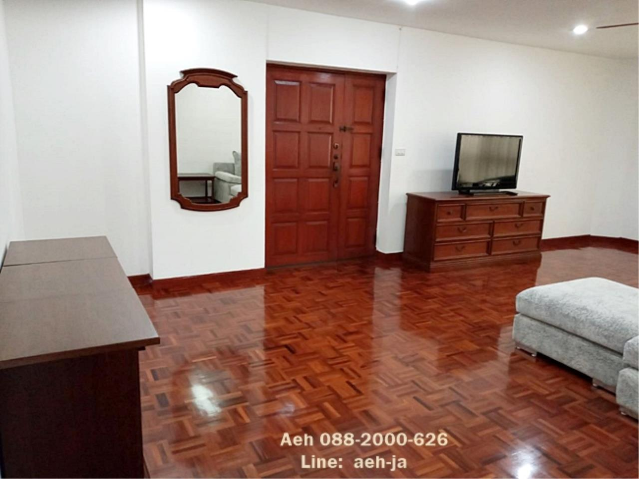 Agent - Aeh Pattanapaisal Agency's Pet Friendly!! Tubtim Mansion, 2 bedrooms for rent, BTS Phrom Phong THB 45,000/month 2