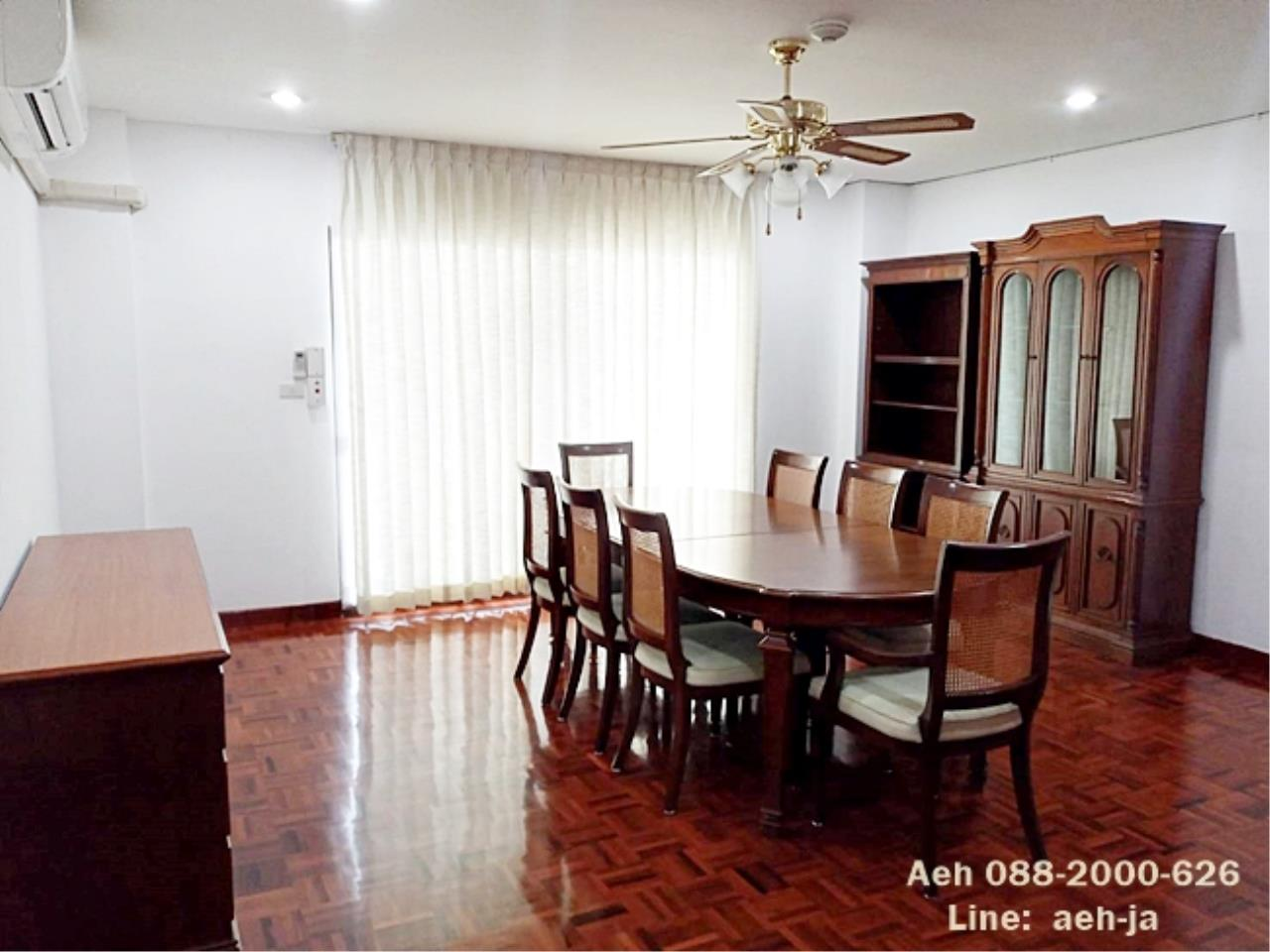 Agent - Aeh Pattanapaisal Agency's Pet Friendly!! Tubtim Mansion, 2 bedrooms for rent, BTS Phrom Phong THB 45,000/month 3