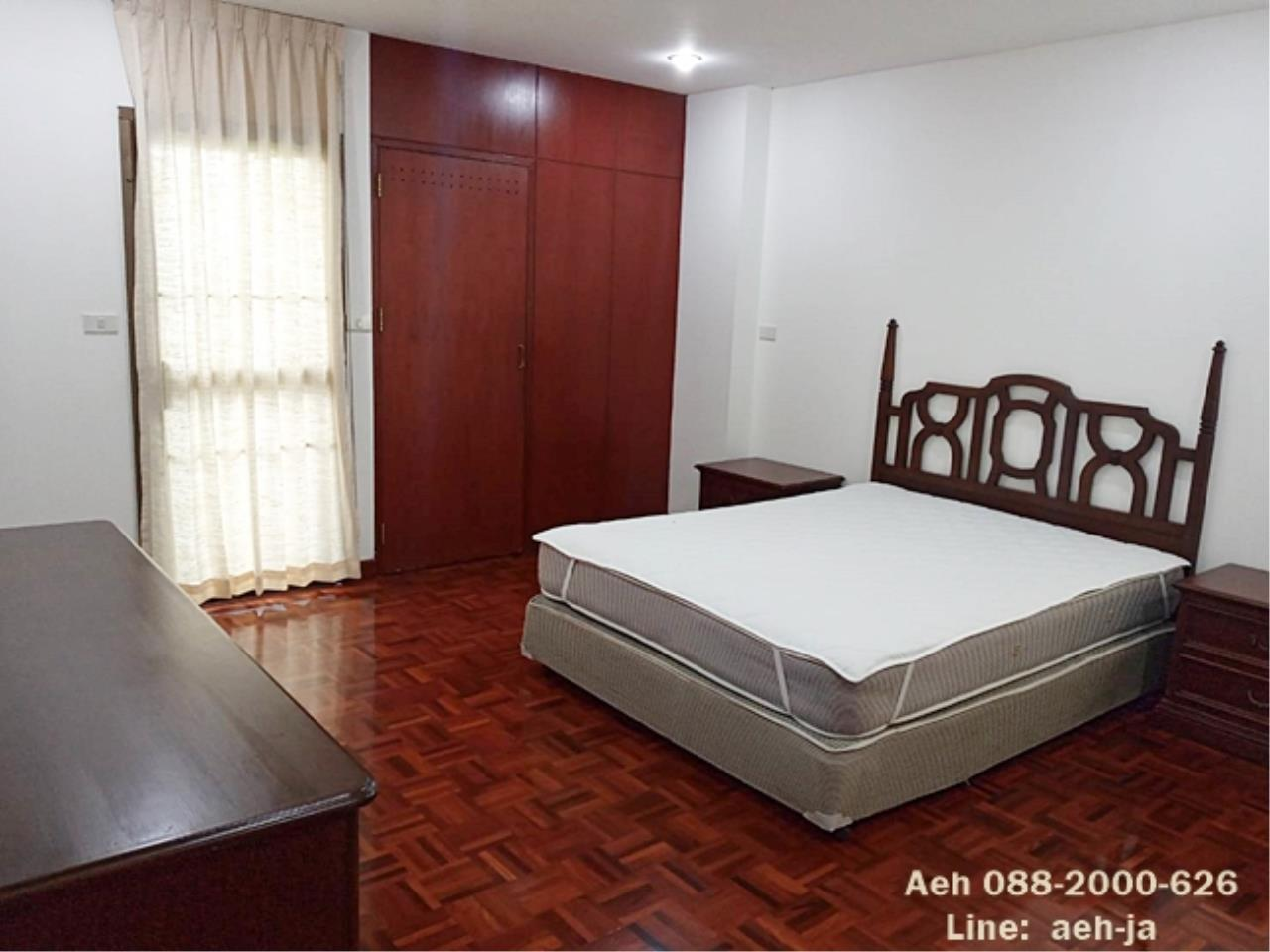Agent - Aeh Pattanapaisal Agency's Pet Friendly!! Tubtim Mansion, 2 bedrooms for rent, BTS Phrom Phong THB 45,000/month 5