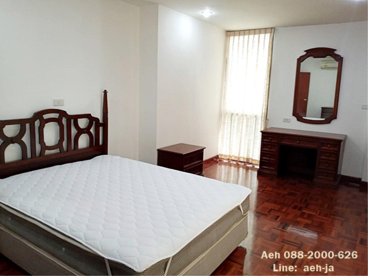 Agent - Aeh Pattanapaisal Agency's Pet Friendly!! Tubtim Mansion, 2 bedrooms for rent, BTS Phrom Phong THB 45,000/month 6