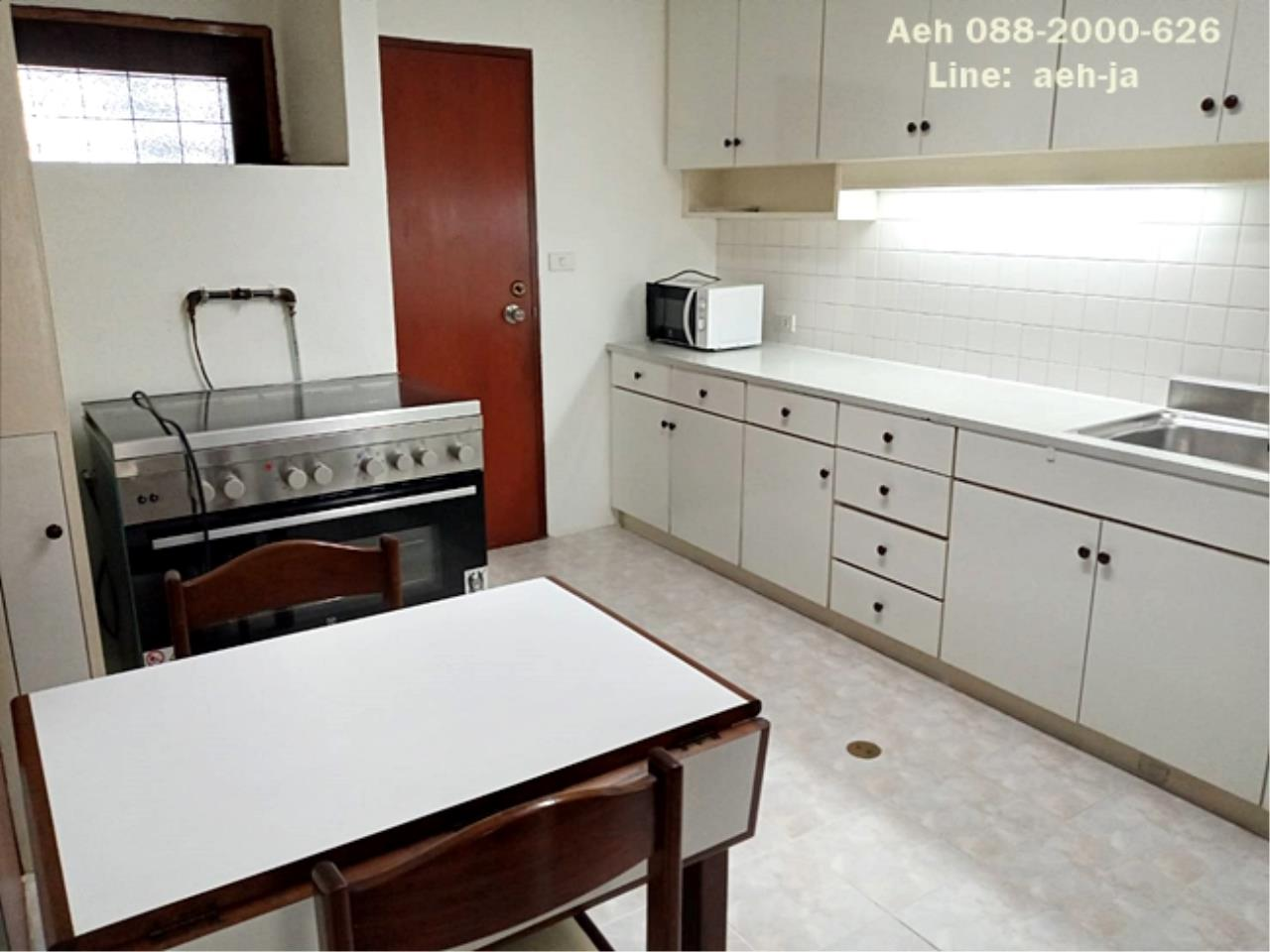 Agent - Aeh Pattanapaisal Agency's Pet Friendly!! Tubtim Mansion, 2 bedrooms for rent, BTS Phrom Phong THB 45,000/month 7