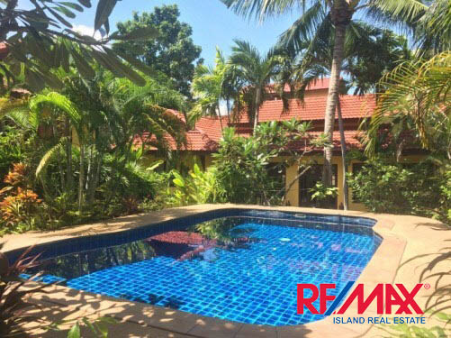 RE/MAX Island Real Estate Agency's Baan Sweet Coconut Big Buddha Ref:0104V-BR 2