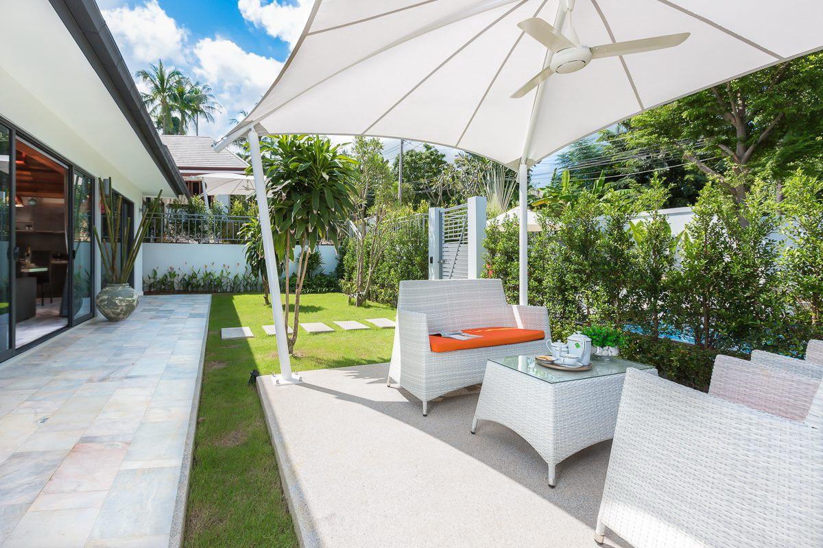RE/MAX Island Real Estate Agency's Richmond Villa Samui Ref:R0102BR 2
