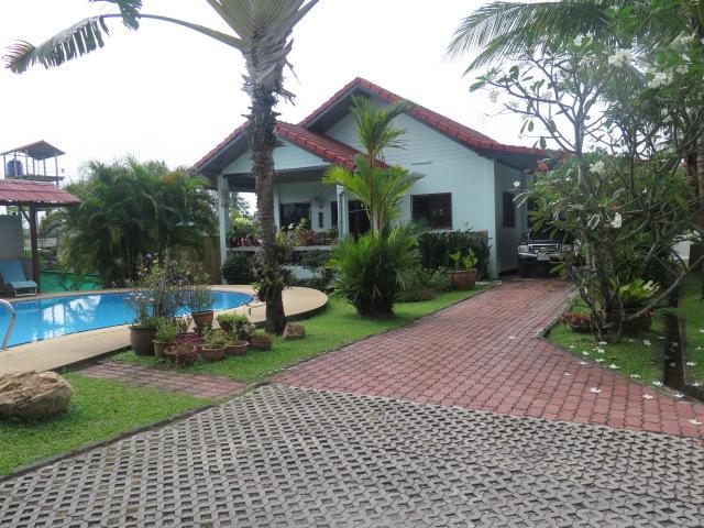 RE/MAX Island Real Estate Agency's Detached Pool Villa in Delightful Private Complex Ref:0131V-BR 3