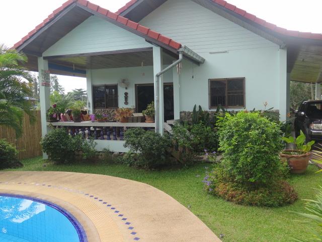 RE/MAX Island Real Estate Agency's Detached Pool Villa in Delightful Private Complex Ref:0131V-BR 1