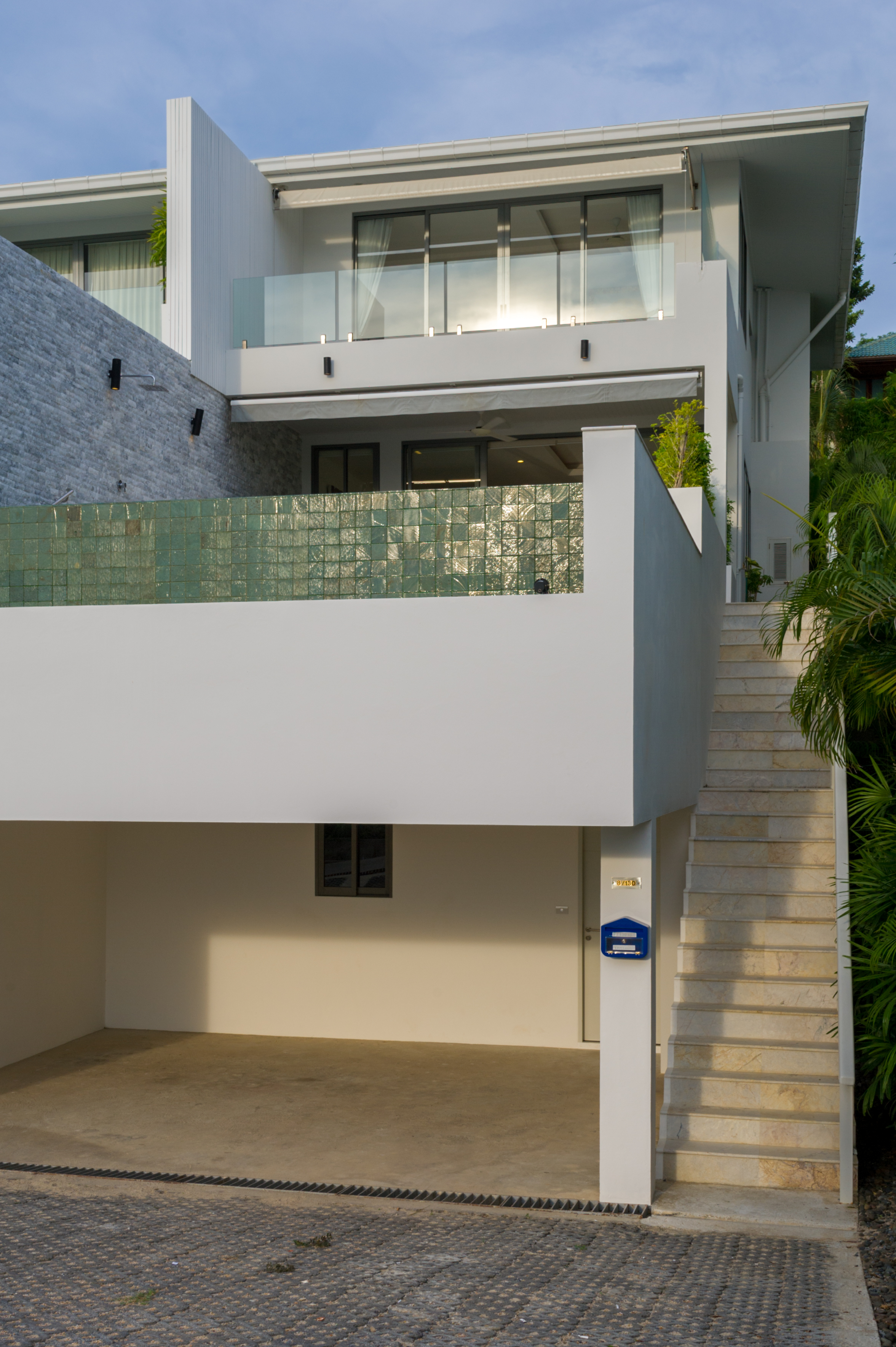 RE/MAX Island Real Estate Agency's Three Bedroom Sunset Villa With Stunning Sea View Ref:0115V-PL 1