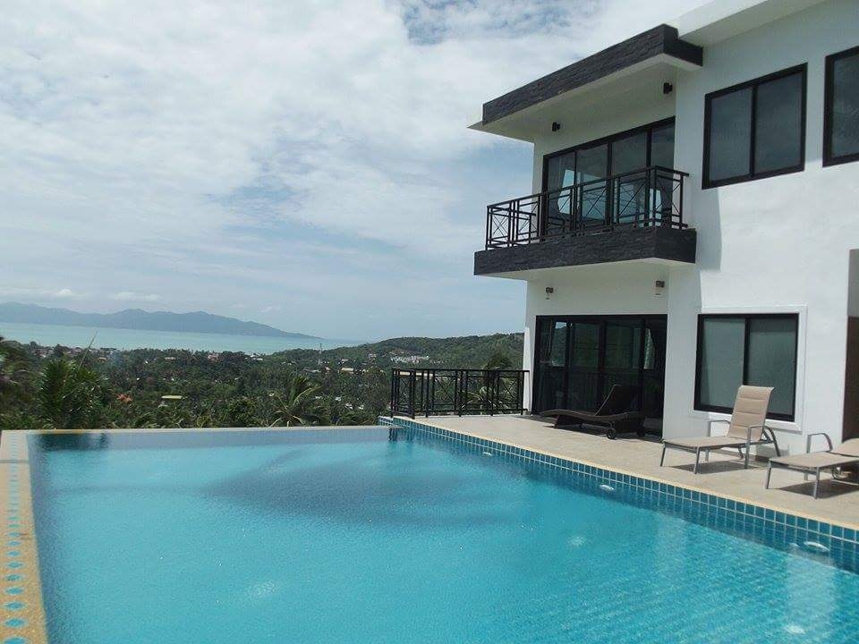 RE/MAX Island Real Estate Agency's Villa Neve With Pool In Best Lcation Bo Phut Ref:0138V-BO  36