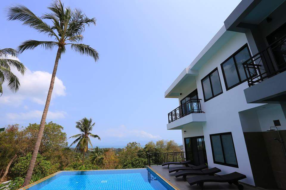 RE/MAX Island Real Estate Agency's Villa Neve With Pool In Best Lcation Bo Phut Ref:0138V-BO  13