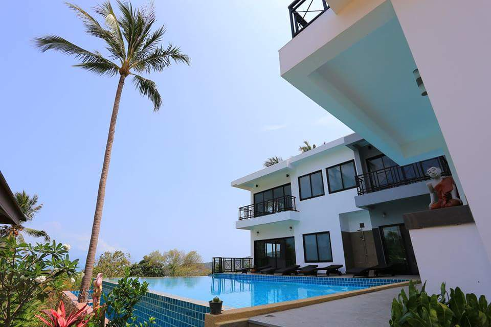 RE/MAX Island Real Estate Agency's Villa Neve With Pool In Best Lcation Bo Phut Ref:0138V-BO  16