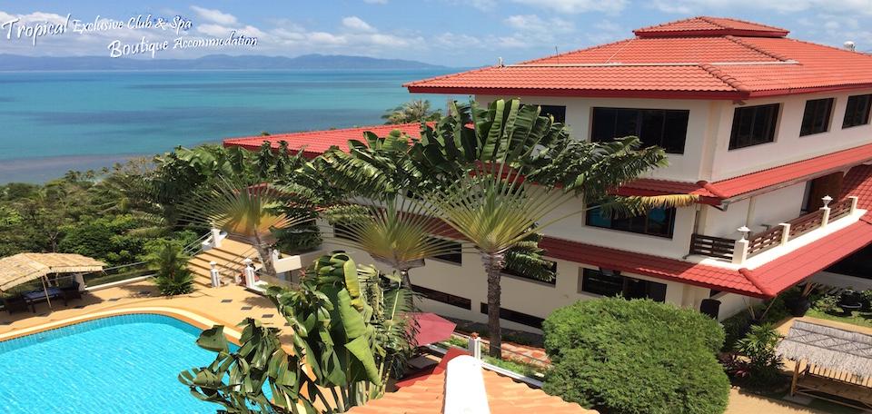 RE/MAX Island Real Estate Agency's Amazing Sea View Villa in Bang Po  1