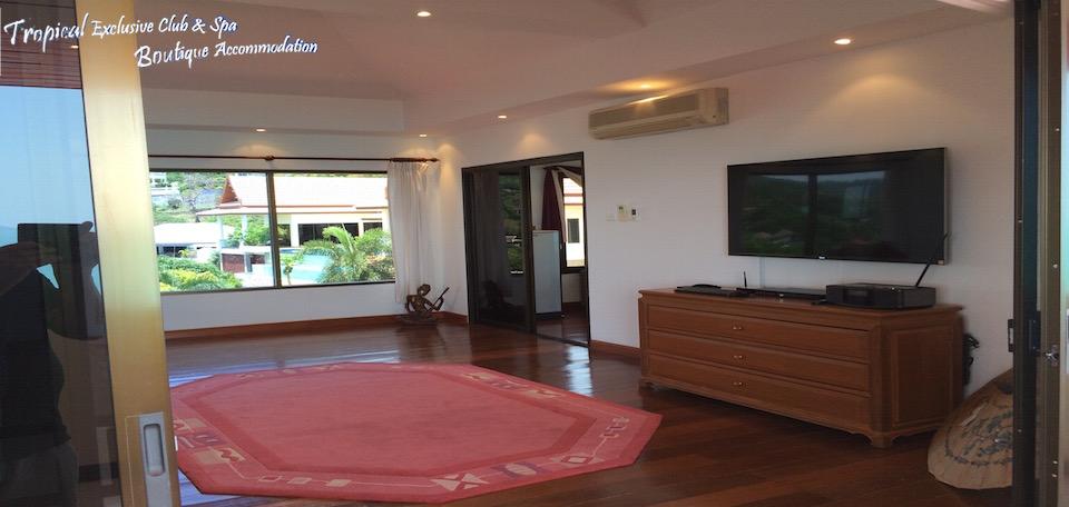 RE/MAX Island Real Estate Agency's Amazing Sea View Villa in Bang Po  8