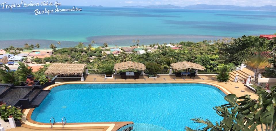 RE/MAX Island Real Estate Agency's Amazing Sea View Villa in Bang Po  12