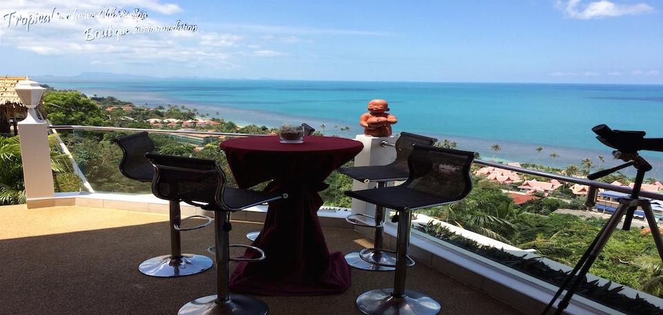 RE/MAX Island Real Estate Agency's Amazing Sea View Villa in Bang Po  15
