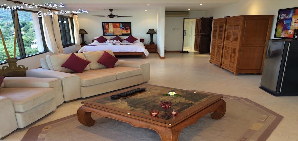 RE/MAX Island Real Estate Agency's Amazing Sea View Villa in Bang Po  4