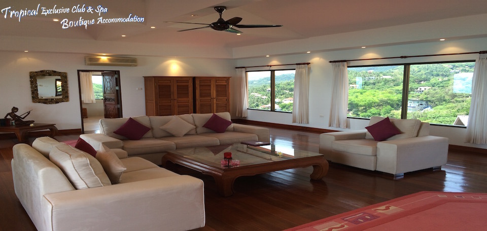 RE/MAX Island Real Estate Agency's Amazing Sea View Villa in Bang Po  5