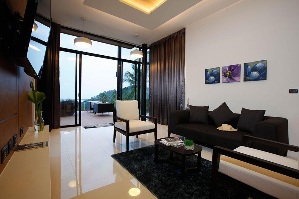 RE/MAX Island Real Estate Agency's Residence 3 Bedroom Luxury Villas For Sale KohSamui  11