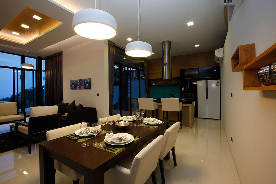 RE/MAX Island Real Estate Agency's Residence 3 Bedroom Luxury Villas For Sale KohSamui  12