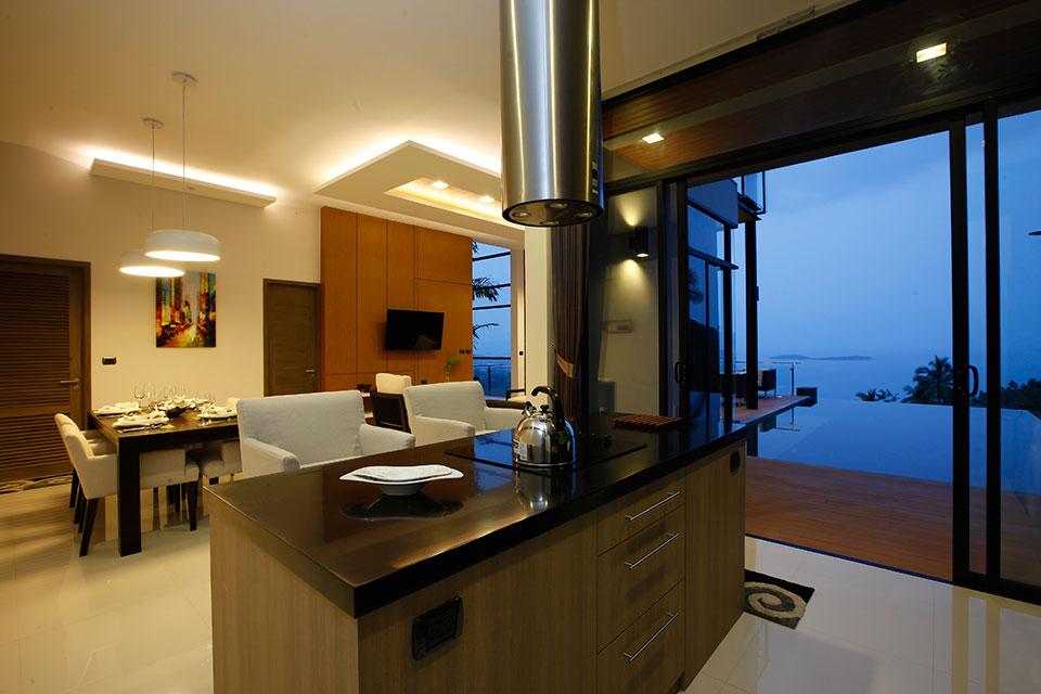 RE/MAX Island Real Estate Agency's Residence 3 Bedroom Luxury Villas For Sale KohSamui  13