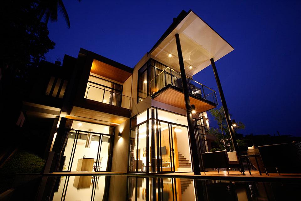 RE/MAX Island Real Estate Agency's Residence 3 Bedroom Luxury Villas For Sale KohSamui  2