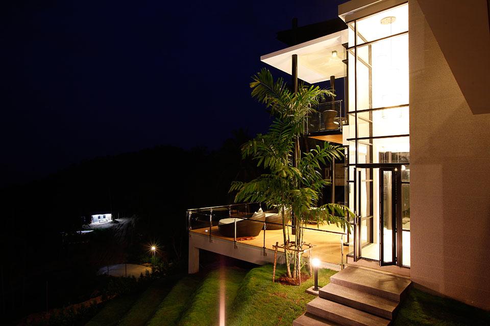 RE/MAX Island Real Estate Agency's Residence 3 Bedroom Luxury Villas For Sale KohSamui  4