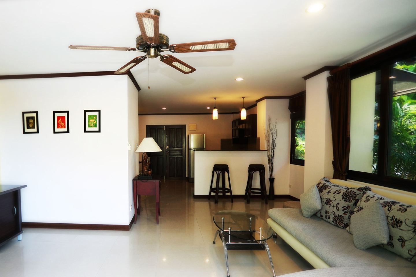 RE/MAX Island Real Estate Agency's 3 bedroom with 3 bath room with modern style in Chaweng  7