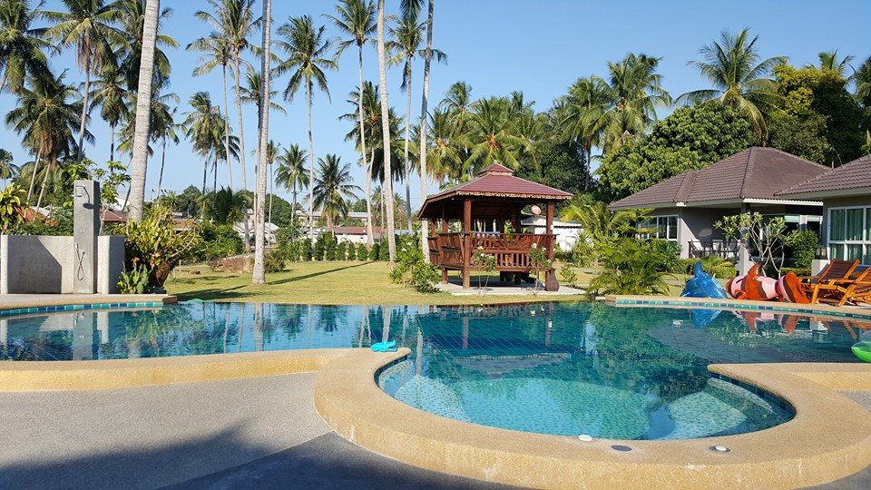 RE/MAX Island Real Estate Agency's 2 Bedrooms House for Rent in Meanam, Koh Samui 1