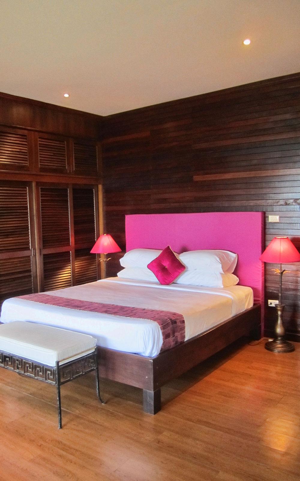RE/MAX Island Real Estate Agency's 4 bedroom villa for rent in Bang Por, Ko Samui  3