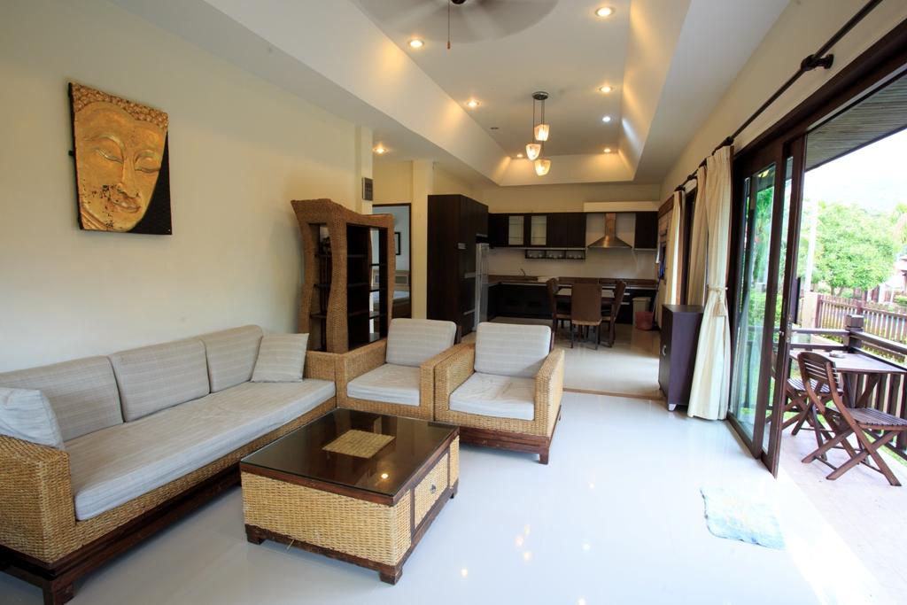 RE/MAX Island Real Estate Agency's 2 Bedroom villa for sale In Bophut,Koh Samui  16